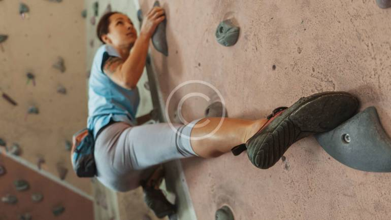 Don't Just Boulder: How to Get Stronger for Climbing